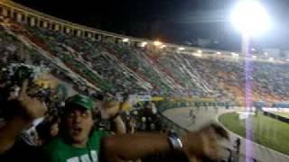 TUP - Palmeiras 3x0 Vitória eu canto eu sou palmeiras até morrer 19/08/10