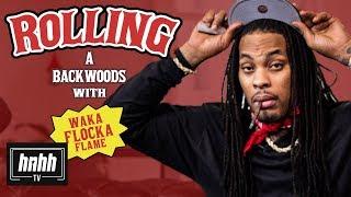 How to Roll a Backwoods with Waka Flocka Flame (HNHH) width=