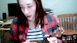 Somewhere Over the Rainbow - Eva Cassidy cover || Anny Hughes