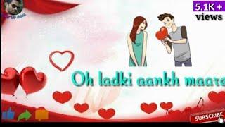 Aankh mare simba whatsapp status | aankh mare o ladki mare whatsapp status | neha kakkar status