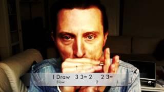 Klingande - Riva - feat. Greg Zlap [Harmonica Tabs]