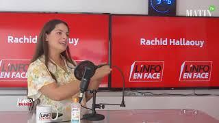 L'Info en Face, parole aux jeunes avec Hiba El Aidi