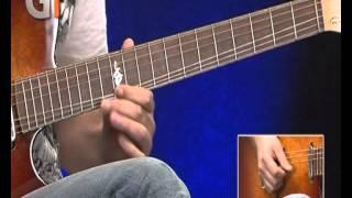 Richie Kotzen Masterclass Lesson Performance - Tom Quayle - Guitar Interactive Issue 14