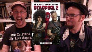 Deadpool 2 - Sibling Rivalry width=