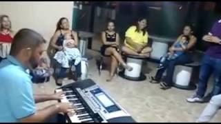 Casa do pai - Aline Barros (Cover ML IEQ1)