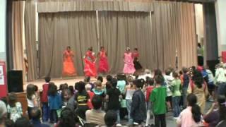 MG International Night 2009 Dance