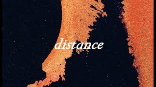 Isaac Delusion — Distance (LYRICS VIDEO)