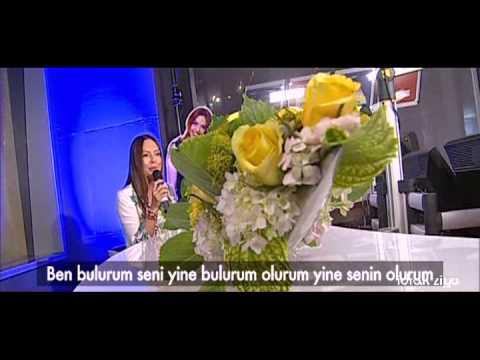 Ebru Gundes - Yaparim Bilirsin (Mehmetin Gezegeni/Kral TV/21.06.2012)