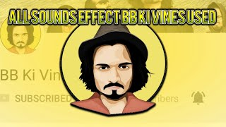 DOWNLOAD all BB KI VINES Sound Effect For Making Vines   Want To Start A New VINES channel ?