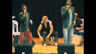 Macabo Tamboo en vivo - Bomberito.