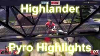 Team Fortress 2 ETF2L Pyro Highlights