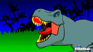 Jurassic Stick - [Stickpage.com]