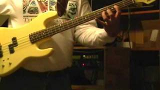 TheClem - Bass - Steve Morse - Cruise Missile Attempt