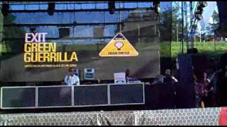 Green Velvet - La La Land (full)  - live @ EXIT 09