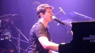 Robin Thicke live @ Melkweg Amsterdam 5 nov 2008