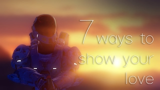 7 ways to show your love in Halo