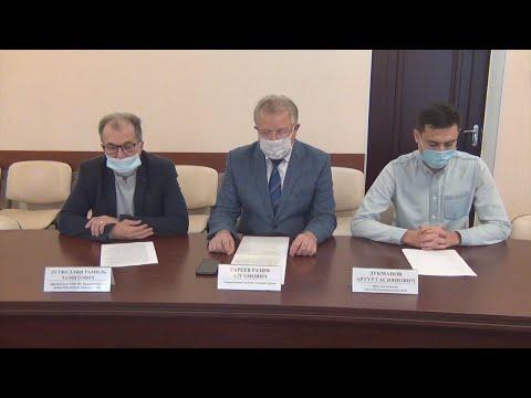 В Краснокамском районе прошел еженедельный брифинг по коронавирсуной инфекции