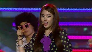 【TVPP】T-ara - Roly Poly, 티아라 - 롤리폴리 @ Show Music core Live