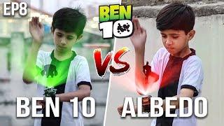 Ben 10 Transformation in Real Life Episode 8 (Albedo VS Alien X BATTLE) | A Short film VFX Test