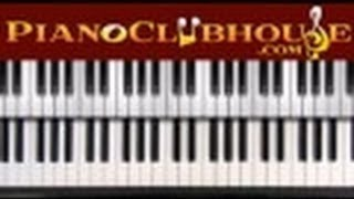"♫ How to play ""IF ONLY YOU KNEW"" (Patti LaBelle) piano tutorial lesson ♫"
