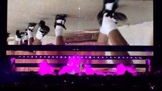 Beyonce live Pretty Hurts - Paris Stade De France - September 13rd