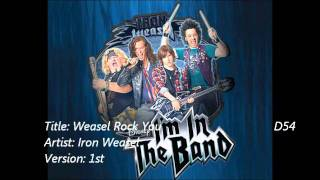 "Iron Weasel ""Weasel Rock You"" (Full Version) + Download Link"