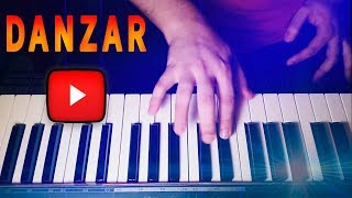 Barak | Danzar ( SYNTHE Intrumental )  ft. Redimi2 | Generación Radical