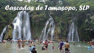 Cascadas de Tamasopo, SLP