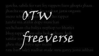 OTW - free verse