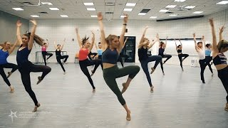 "OCU Jazz Choreography to ""Torn"" Cover by James TW"