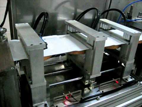 pasta altı paketleme makinası
