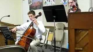 Anna's Baptism Music