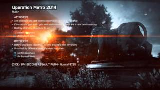 Battlefield 4 - Torched and Falling Down Guide