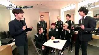 EXO K MC Overdose Cute and Funny Interview