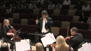 The Magic Flute Overture, Conductor Kyung-Nam Oh