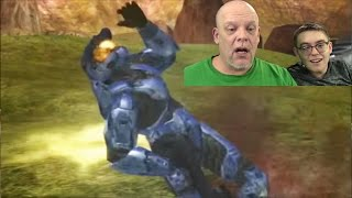 """REACTION VIDEO   """"Red vs Blue 98"""" - If Caboose Dies, I Riot!"""