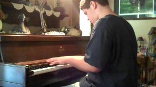 Sweet Victory - David Glen Eisley (Piano Cover)