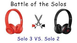 Beats Solo 2 vs SOLO3 Wireless Blindfold Test