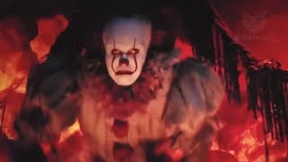 pennywise dancing take on me (flaute) It