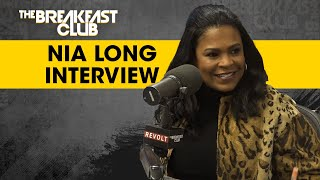 Nia Long Talks Producing, Motherhood, New Film 'The Banker' + More