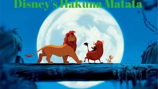 Disney's Hakuna Matata Cover