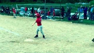 Wilson batting - standing tough