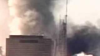 """9/11  """"spire""""  Live on CNN"""