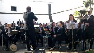 Banda Municipal do Funchal - Ai bate o pé - Mariana Paixão & Flávio Rodrigues