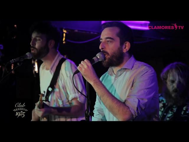 Vídeo de un concierto de Templeton en la sala Clamores.