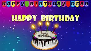 Happy Birthday Song| Birthday song | Guitar Version| Instrumental