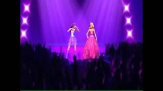 Barbie- Princesa e a Popstar   Medley  