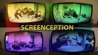 Screenception (with Endy, Cosmin & Nikita)