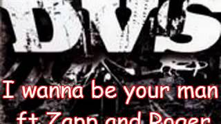 I wanna be your man feat Zapp and Roger