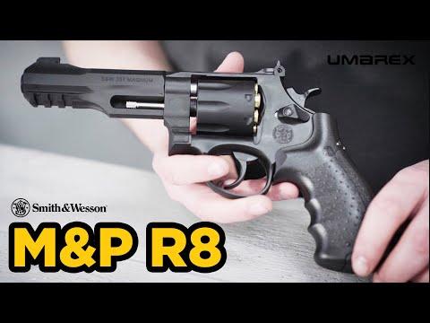 Umarex Smith Wesson MP R8